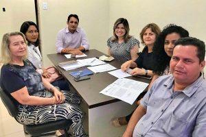 Aline Gurgel trabalha pela implantação da Casa da Mulher Brasileira no Amapá
