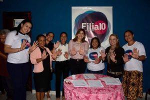 Mulheres Republicanas Acre promove Filia 10 em Macapá