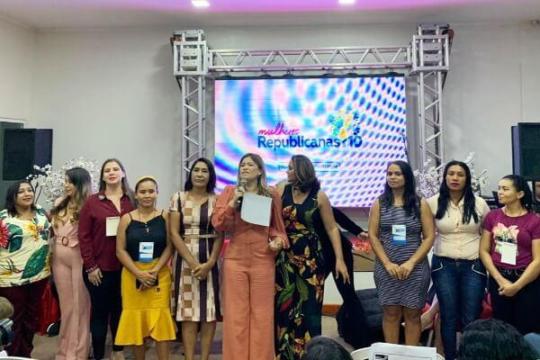 Aline Gurgel empossa nova Executiva do Mulheres Republicanas no Amapá