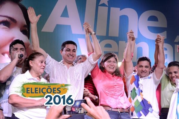 PRB confirma Aline na disputa pela Prefeitura de Macapá