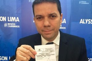 Gabinete de Alysson Lima economiza mais de R$ 40 mil aos cofres públicos de Goiânia