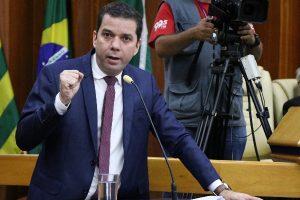 Alysson Lima quer explicações sobre construção de parque em Goiânia