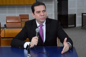 Alysson Lima entra com representação na OAB contra aumento no IPTU de Goiânia