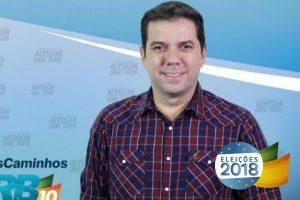 Responsabilidade fiscal é um dos principais compromissos de Alysson Lima