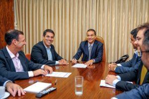 PRB oficializa filiação do deputado estadual Amaro Neto em Brasília