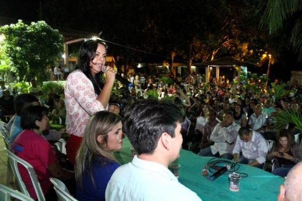 Ana do Gás participa de evento em homenagem ao Dia Internacional da Mulher em Raposa