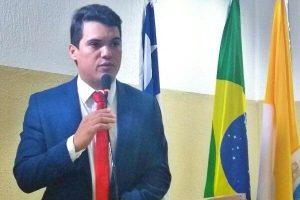 Anderson Pêgo é o novo líder da oposição na Câmara de Timon (MA)
