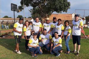 Caravana social promovida pelo PRB leva melhorias aos bairros de São Gabriel do Oeste