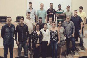 Agnelo Mendes empossa coordenador do PRB Juventude em São Gabriel do Oeste (MS)