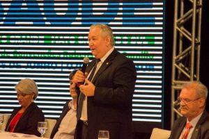 Conferência debate direito à saúde e o financiamento do SUS em Mato Grosso do Sul