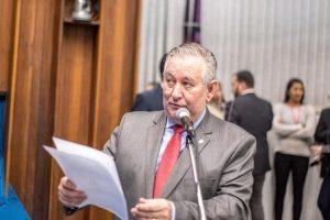 Antonio Vaz pede retomada das obras da UPA de Ponta Porã