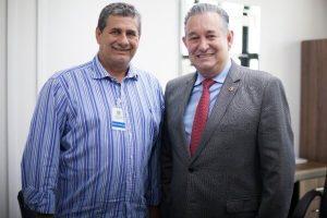 Antonio Vaz recebe pedido de socorro para fila de cirurgias em Naviraí
