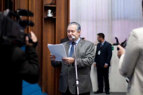 Antonio Vaz lamenta morte trágica de bombeiro em Mato Grosso do Sul