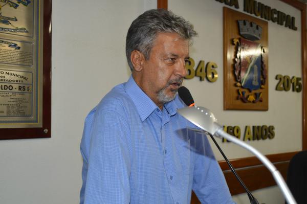 Vereador Armando Motta defende ações em favor da saúde masculina