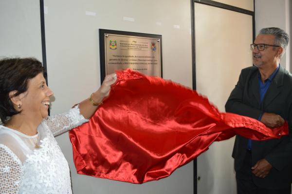 Armando Motta inaugura Procuradoria da Mulher em São Leopoldo