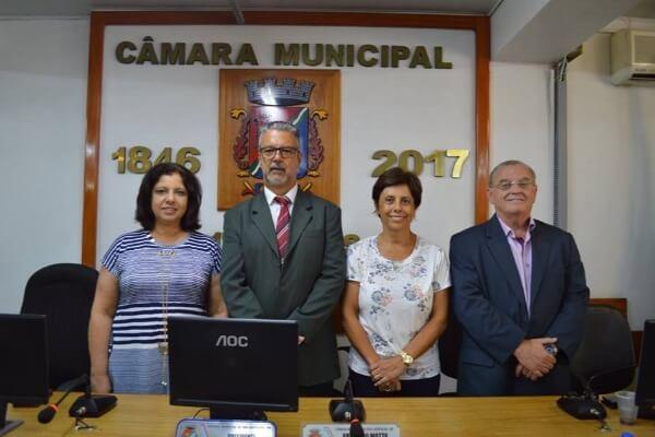 Armando Motta é o novo presidente da Câmara Municipal de São Leopoldo (RS)