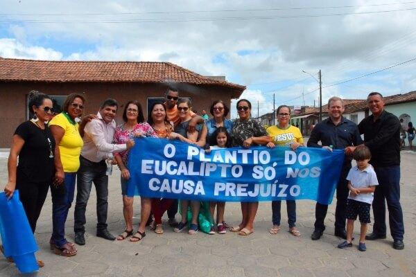 Projeto de plantio de eucaliptos é tema de reunião em Pinheiros (ES)
