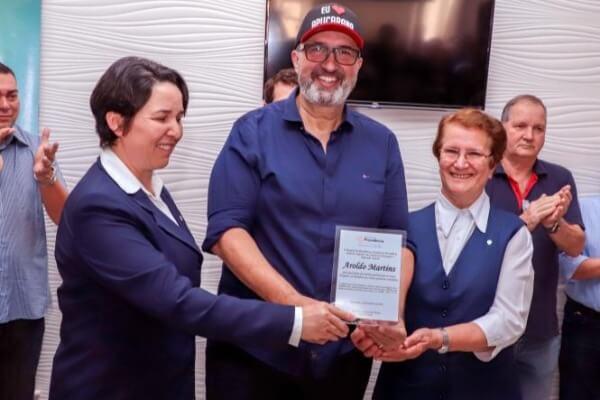 Aroldo Martins destina R$ 500 mil para o Hospital da Providência