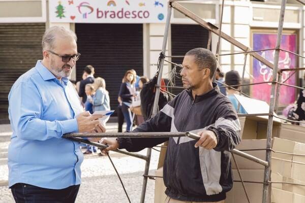 Aroldo Martins promove mobilização sobre o câncer de próstata