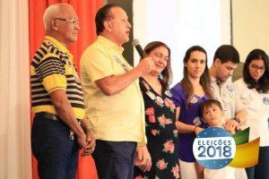 Criação de oportunidades para os jovens será uma das prioridades de Amauri Colares