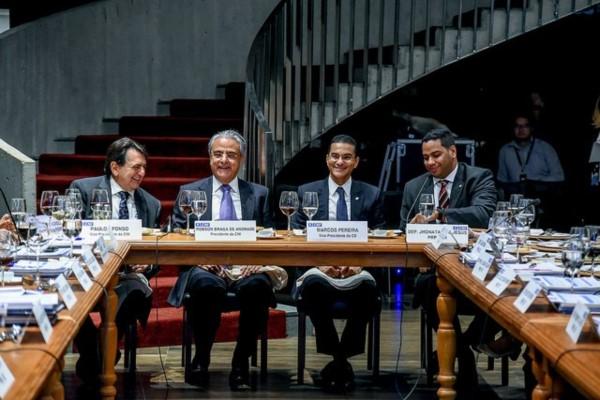 Indústria: Bancada do PRB se reúne com presidente da CNI