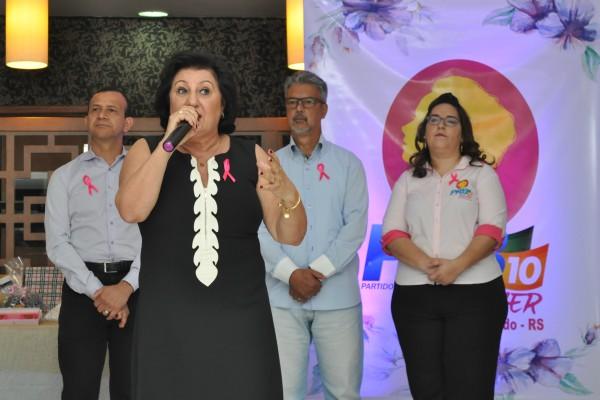 Republicanas debatem sobre saúde e autoestima durante evento em São Leopoldo (RS)