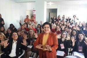 PRB Mulher realiza encontro de coordenadoras municipais em Porto Alegre