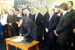 Vereador Betinho comemora retomada de obra do Hospital do Trauma em Campo Grande