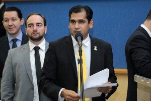 Betinho apresenta 64 indicações na volta dos trabalhos da Câmara de Campo Grande (MS)