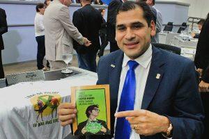 Candidato a deputado, Betinho incentiva a doação de órgãos no Mato Grosso do Sul