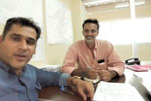 Betinho entrega indicações à Secretaria de Obras de Campo Grande (MS)
