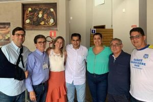 Betinho e comerciantes debatem corredor gastronômico em Campo Grande
