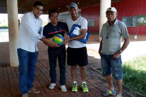 Betinho destaca parceria com projetos que investem no esporte em Campo Grande (MS)
