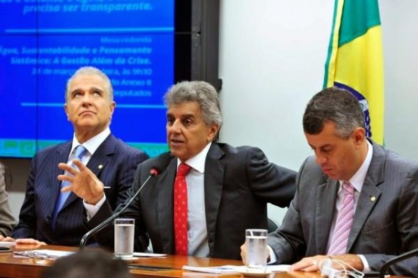 Beto Mansur debate uso racional da água e energia na Câmara