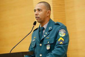 Deputado Cabo Jhony Paixão solicita militarização de escola em Cacoal