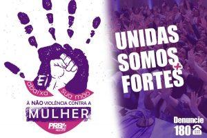 PRB lança campanha de combate à violência contra a mulher