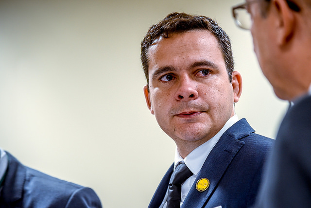 Capitão Alberto Neto comemora aprovação de projeto que mantém incentivos na Amazônia