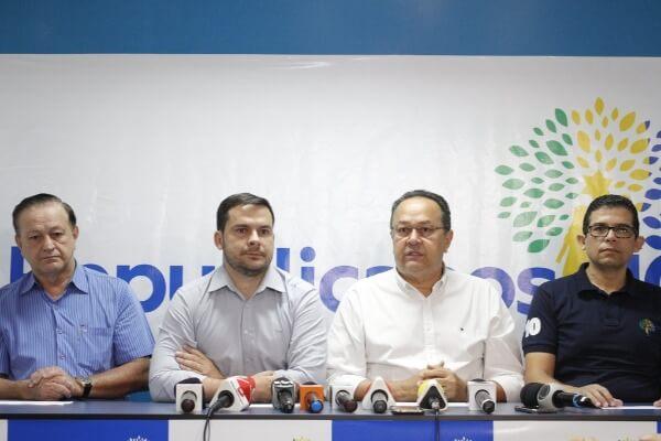 Republicanos lança pré-candidatura de Capitão Alberto Neto a prefeito de Manaus