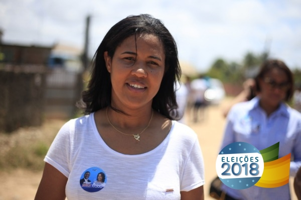 Carina da Paz defende mais creches e escolas infantis em Pernambuco