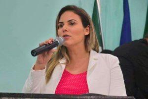 Carla Redano quer levar mutirão de cirurgia para o município de Ariquemes (RO)