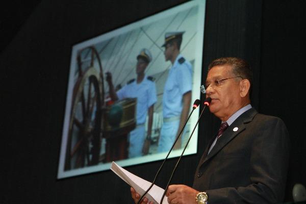 Dia do Marinheiro é celebrado com Sessão Especial na Aleam