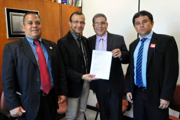 Carlos Gomes assegura R$ 190 mil para a saúde de Nova Santa Rita