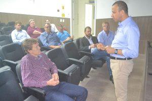 Frente Parlamentar da Cadeia da Reciclagem visita região sul de Santa Catarina