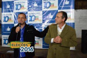 PRB confirma pré-candidatura de Darci Lima da Rosa à Prefeitura de Glorinha