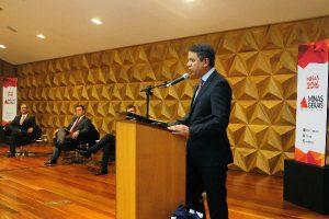 Carlos Henrique comemora participação de Minas nos Jogos Rio 2016