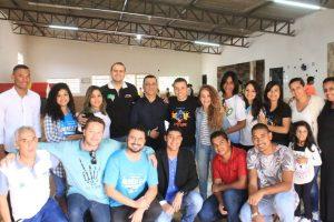 """PRB Juventude comemora resultado do """"Natal 10"""" no Sol Nascente"""