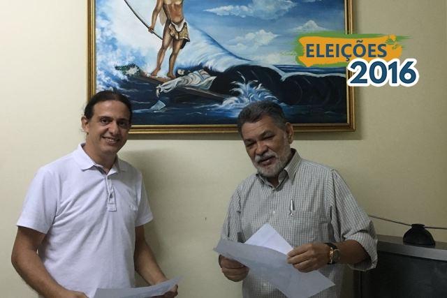 Fábio Gentil abona filiação do vereador Catule em Caxias (MA)