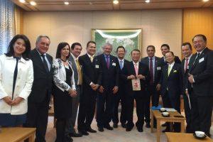 Celso Russomanno conhece modelos de administração de cidades no Japão