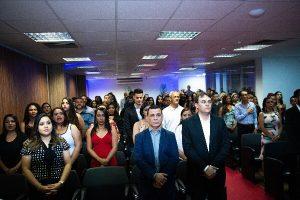 Cerimônia de formatura marca encerramento das turmas de idiomas da FRB