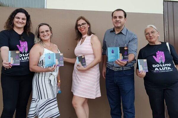 Cesar Augusto reforça campanha do Mulheres Republicanas em Canoas